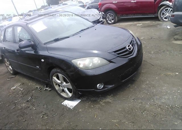 Inventory #105786204 2005 Mazda 3