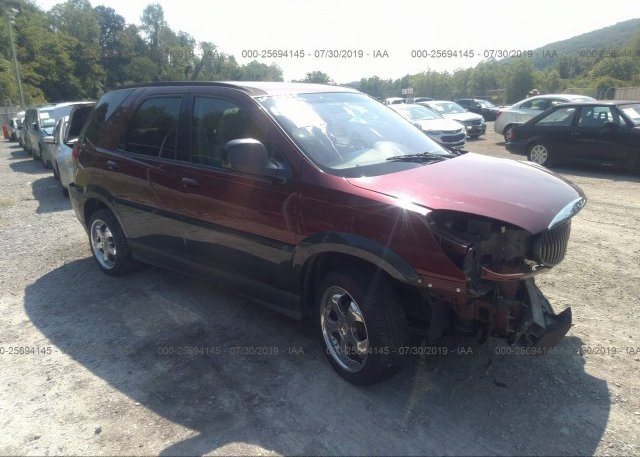 Inventory #666162420 2004 Buick RENDEZVOUS