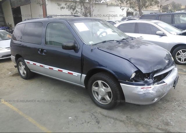 Inventory #366256435 2001 Nissan QUEST