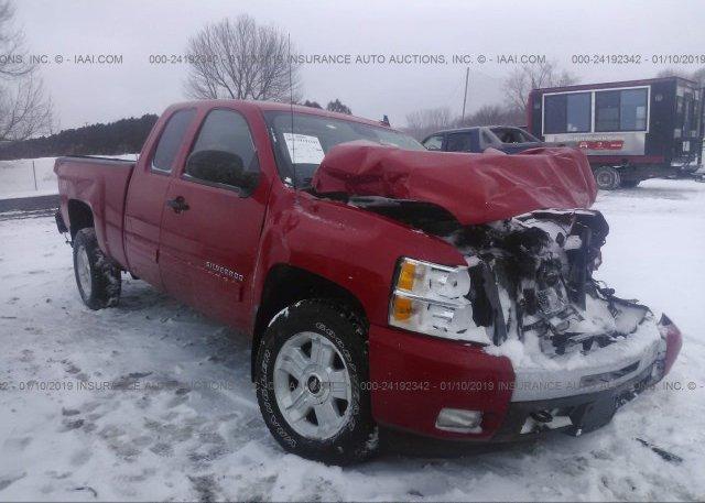 Inventory #962543916 2011 Chevrolet SILVERADO