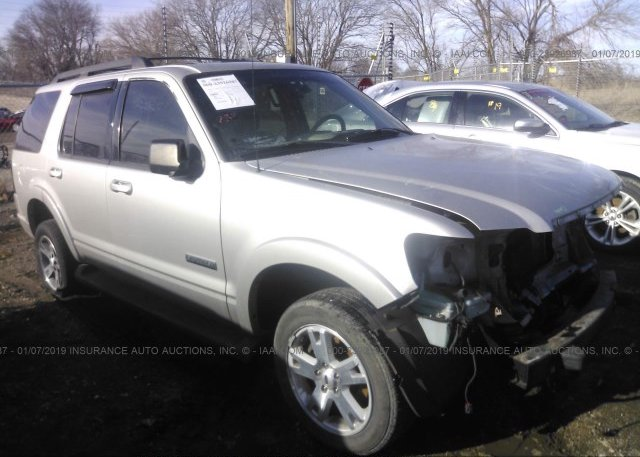 Inventory #102029077 2007 FORD EXPLORER