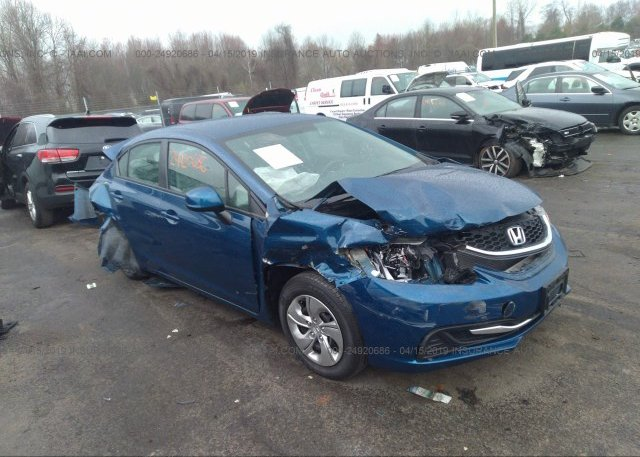 Inventory #497051025 2013 Honda CIVIC