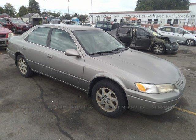 Inventory #889824971 1999 Toyota CAMRY