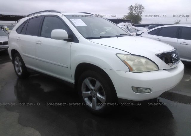Inventory #390822333 2007 Lexus RX