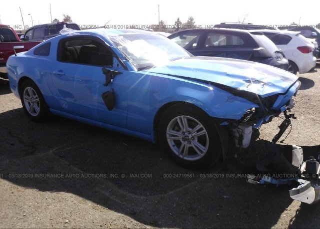 Inventory #356933238 2014 FORD MUSTANG