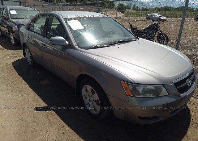 Inventory #288921264 2007 Hyundai SONATA
