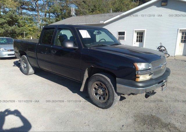 Inventory #407547053 2005 Chevrolet SILVERADO