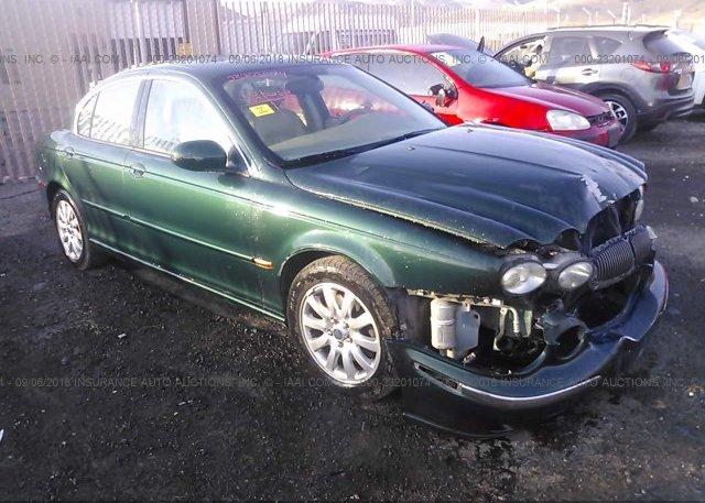 2003 Jaguar X TYPE   SAJEA51D13XC92789 X2 · 2003 ...