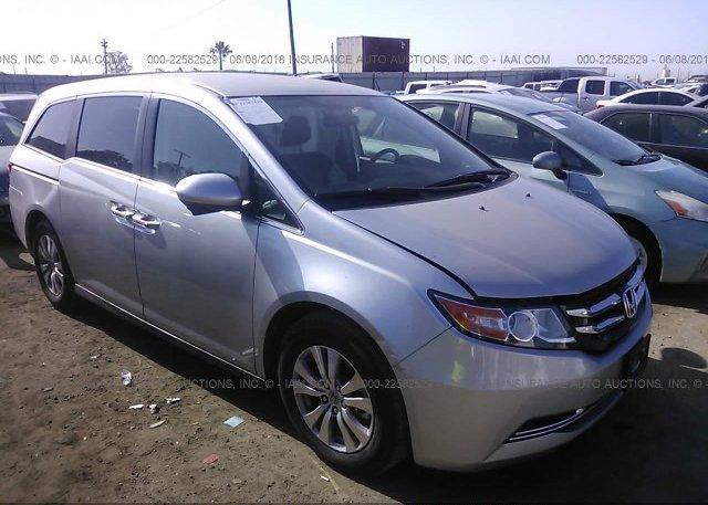 Inventory #835727271 2015 Honda ODYSSEY