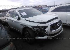 2017 INFINITI QX60 - 5N1DL0MMXHC506981 Left View