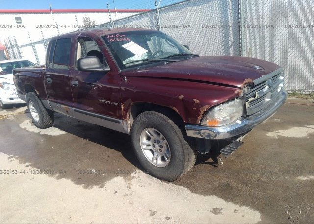 Inventory #527403880 2001 Dodge DAKOTA