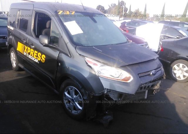 Inventory #482326137 2014 FORD TRANSIT CONNECT