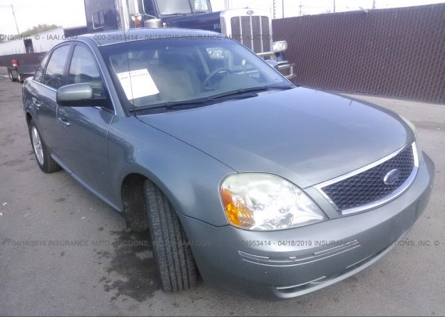 Inventory #569140147 2006 FORD FIVE HUNDRED