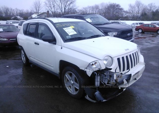 Inventory #557734034 2008 JEEP COMPASS