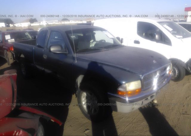 Inventory #513334548 2001 Dodge DAKOTA