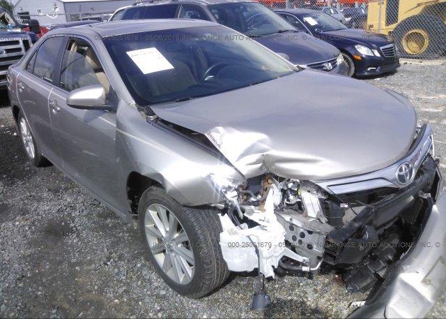 Inventory #907100248 2014 Toyota CAMRY