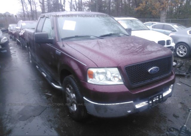 Inventory #292873513 2004 FORD F150
