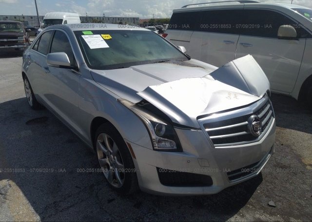 Inventory #915203072 2013 Cadillac ATS