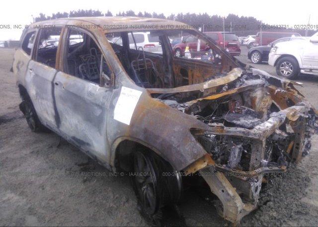 Inventory #575328403 2017 Honda PILOT