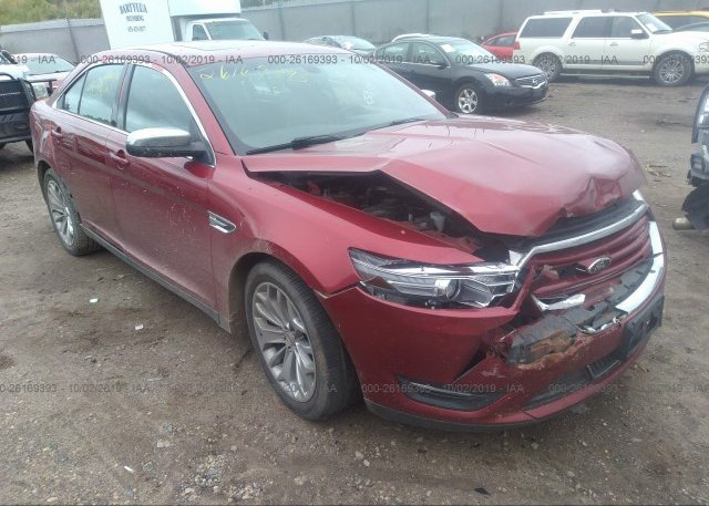 Inventory #100732537 2013 FORD TAURUS