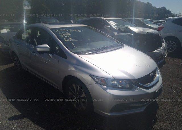 Inventory #586896819 2015 Honda CIVIC