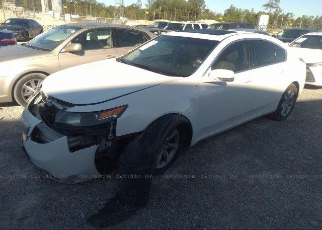 из сша 2012 Acura TL 19UUA8F24CA027661