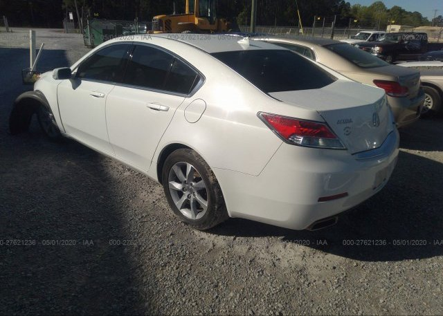 купить 2012 Acura TL 19UUA8F24CA027661