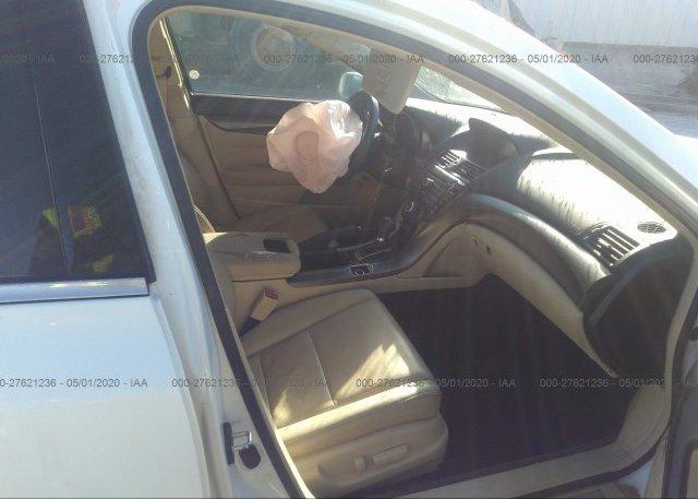 пригнать из сша 2012 Acura TL 19UUA8F24CA027661