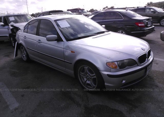 Inventory #886813345 2002 BMW 330