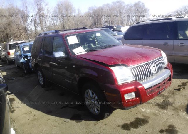 Inventory #590777080 2010 MERCURY MOUNTAINEER