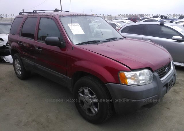 Inventory #669560309 2004 FORD ESCAPE