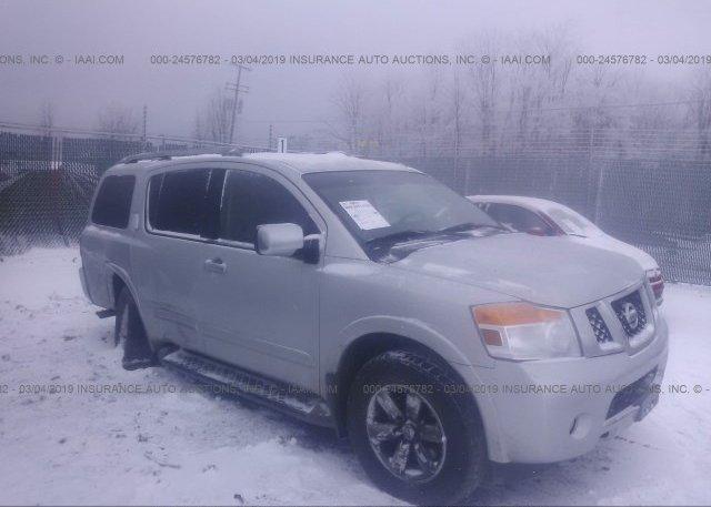 Inventory #370020940 2011 Nissan ARMADA