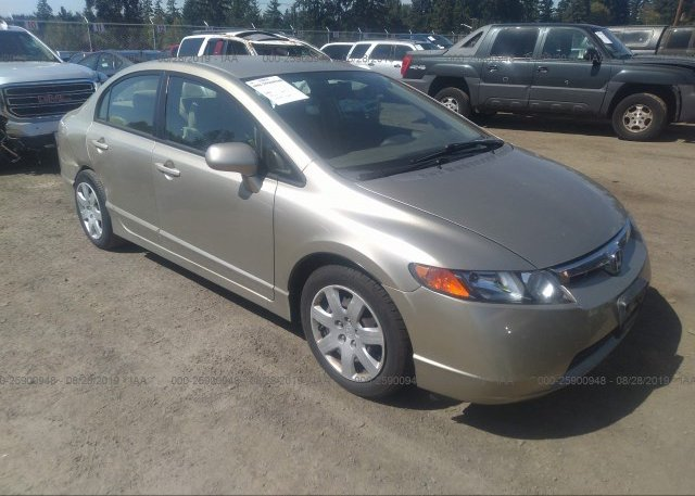 Inventory #899344975 2008 Honda CIVIC