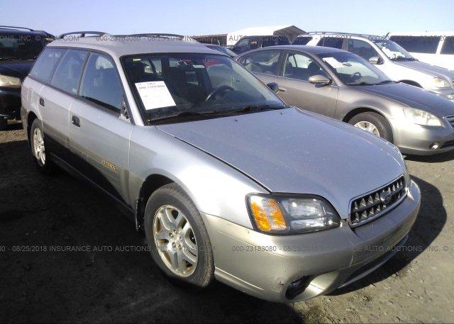 Inventory #778728305 2003 Subaru LEGACY