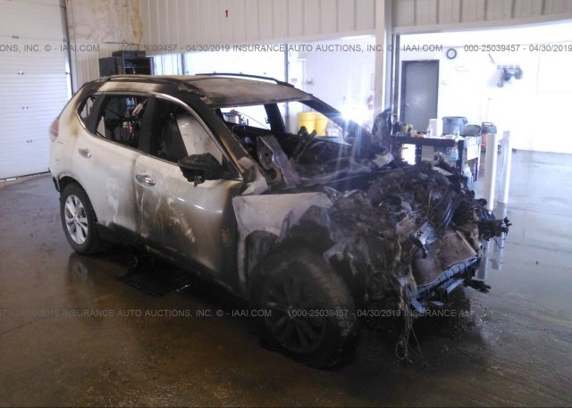 Inventory #848329019 2015 Nissan ROGUE