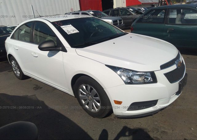 Inventory #231104054 2011 Chevrolet CRUZE