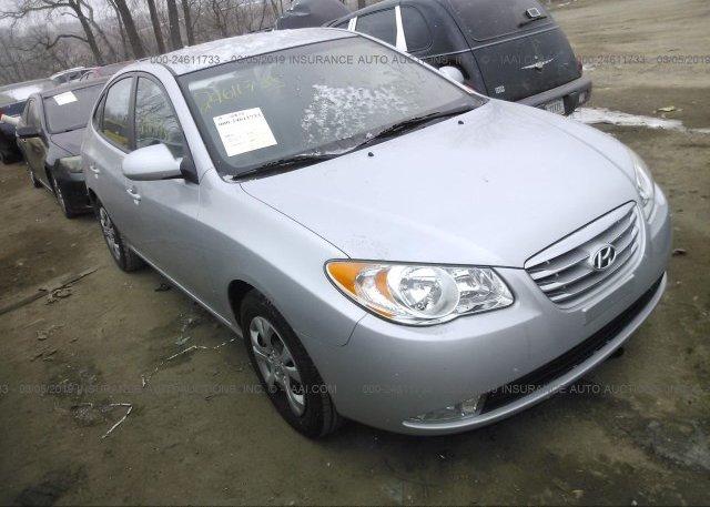 Inventory #989766658 2010 Hyundai ELANTRA