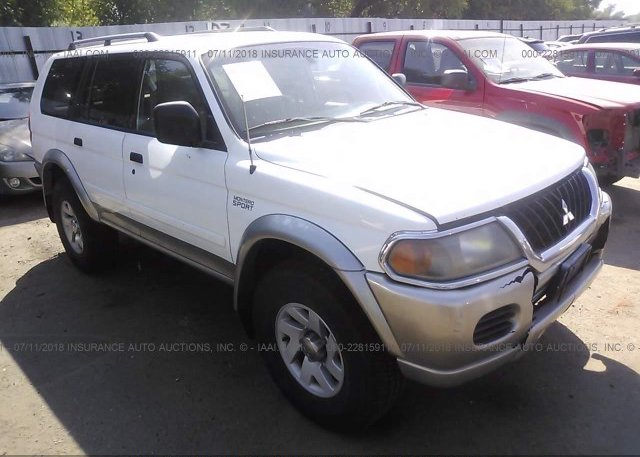 Inventory #644543503 2002 Mitsubishi MONTERO