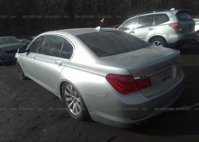 купить 2010 BMW 7 SERIES WBAKC8C52AC430101
