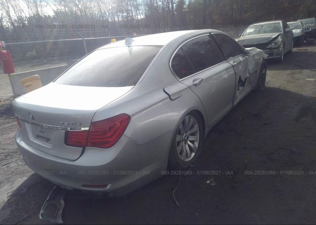 цена в сша 2010 BMW 7 SERIES WBAKC8C52AC430101