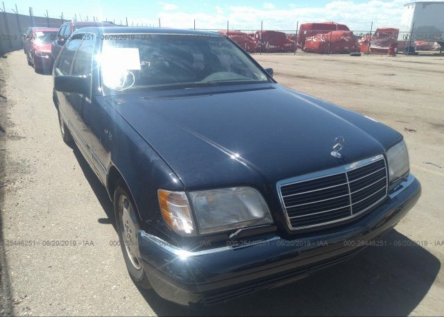 Inventory #753707386 1995 Mercedes-benz S