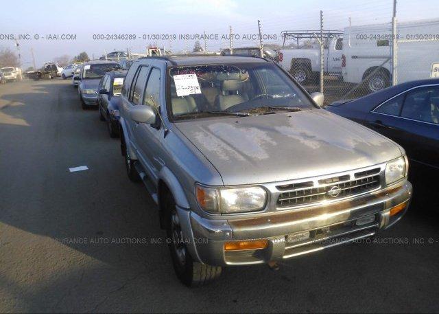 Inventory #951691024 1999 Nissan PATHFINDER