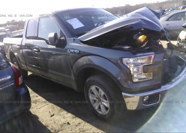 Inventory #331501613 2015 FORD F150