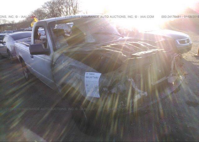 Inventory #696407583 2010 FORD RANGER