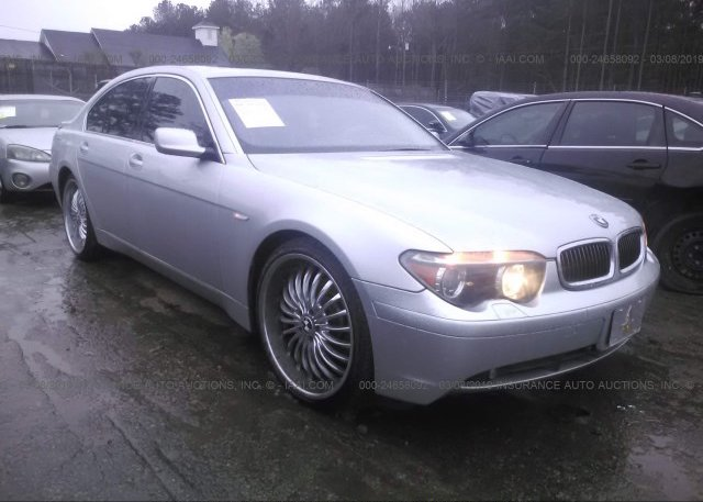 Inventory #417963271 2004 BMW 745