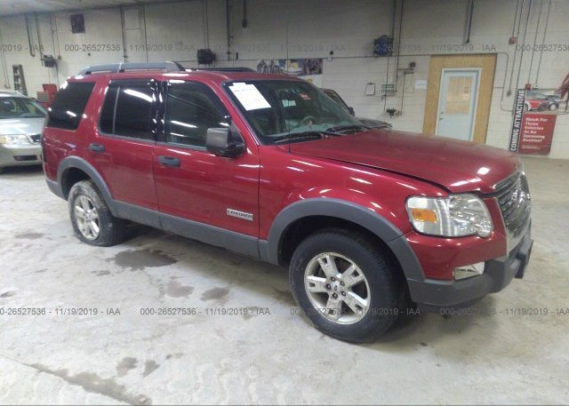 Inventory #473089763 2006 FORD Explorer