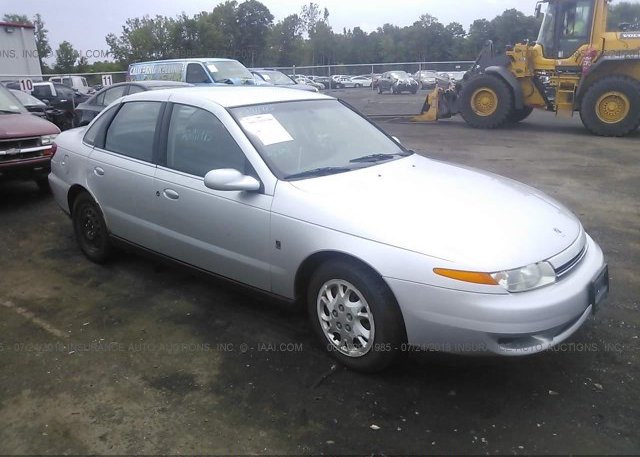 1g8ju54fx2y573538 Clear Silver Saturn L200 At Bergen Ny On Online