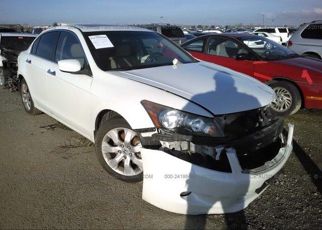 Inventory #757094966 2010 Honda ACCORD