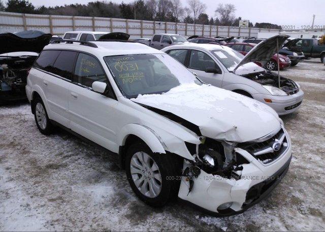Inventory #614785667 2009 Subaru OUTBACK