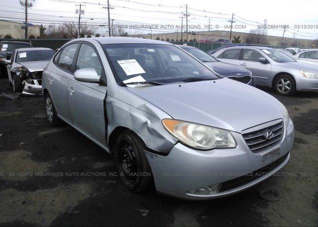Inventory #742492098 2007 Hyundai ELANTRA